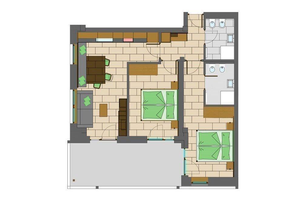 Appartamento Seefeld Piantino