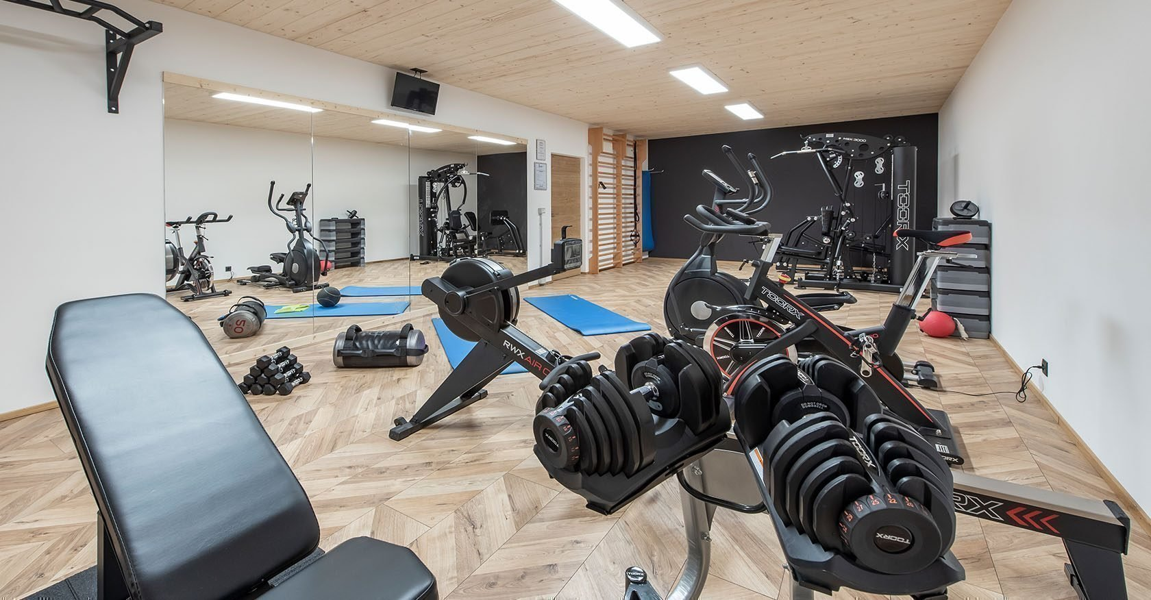 Fitness und Massagen in Meransen