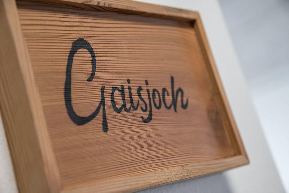 Zimmer Gaisjoch